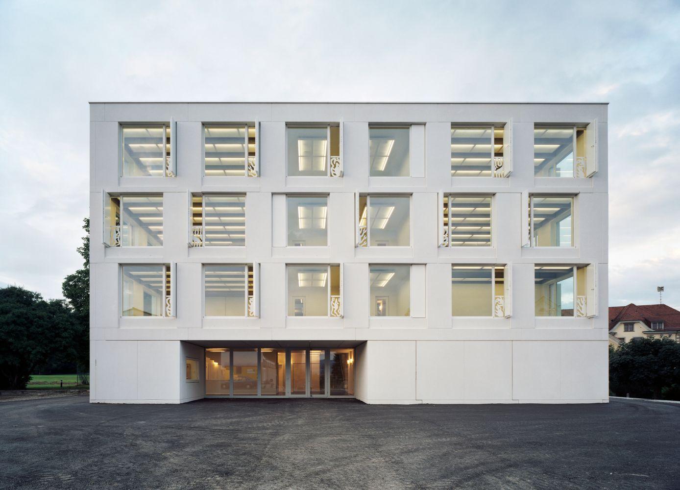 Fries Architektur archithese form follows fiction