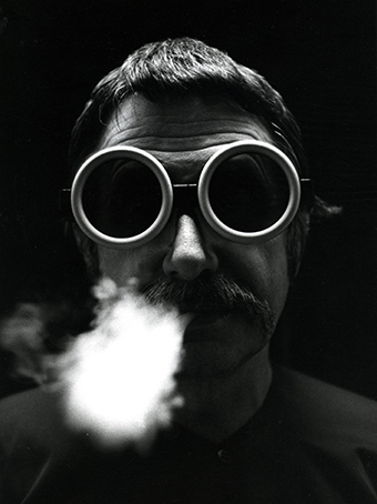 Ettore Sottsass, 1974 © Bruno Gecchelin - By SIAE 2017